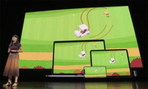 Apple Arcade 9月20日